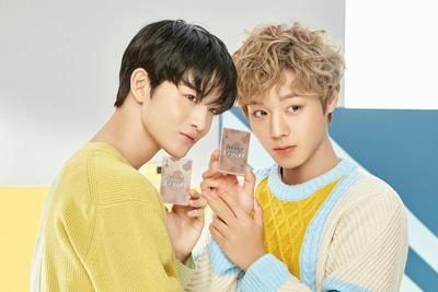 Park JiHoon & Bae Jinyoung x I'm Meme
