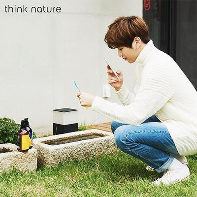 Kang Daniel x Think Nature
