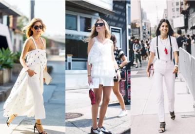 Yuk, Tampil Modis dan Fashionable dengan 7 Outfit Serba Putih Berikut!