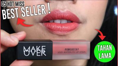 [FORUM] Lipstain Terbaru dari Makeover! Ada yang sudah coba?