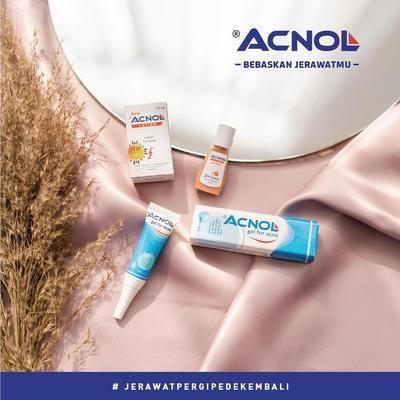 Acnol Lotion dan Acnol Gel