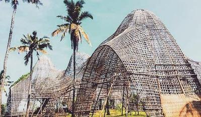 8.Rumah Bambu Pangalon Candidasa