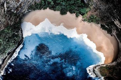 10.Pantai Gunung Payung