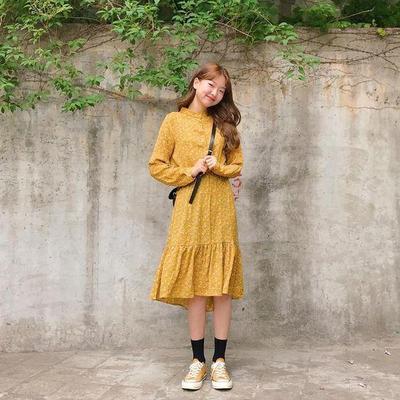 Korean Girly Look Style
