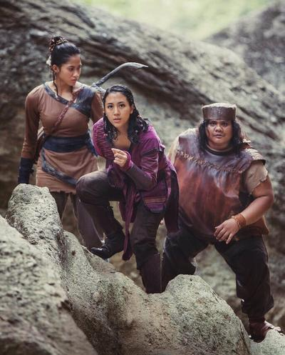 Ikut Berperan dalam Film Wiro Sableng