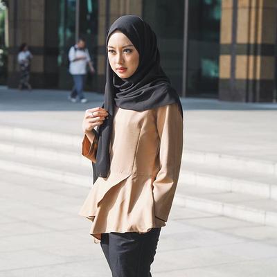 Tutorial Hijab Pashmina Ala Selebgram Profil Lengkap Artis Dunia Dan Indonesia