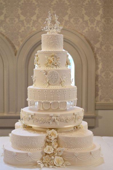 Mengejutkan Ini Dia 5 Wedding Cake Termewah Di Dunia
