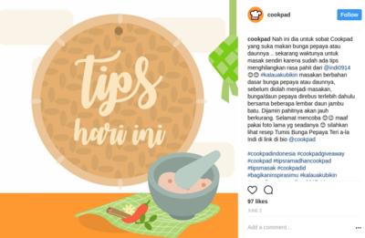 https://www.instagram.com/cookpad/