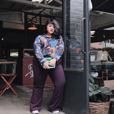 Inspirasi Fashion ala Aditira Hanim