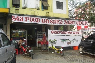 Seafood 68 Santa