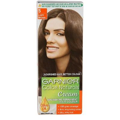 garnier light brown