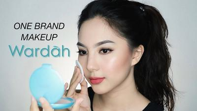 makeup tutorial wardah by devienna