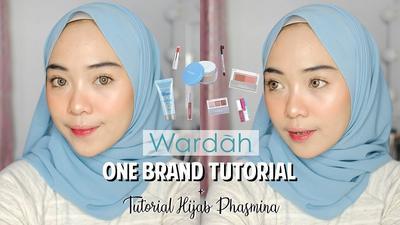 tutorial makeup wardah by putri melati