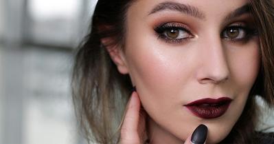 Warna Lipstik Gelap