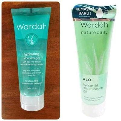 Segala Kegunaan Wardah Aloe Vera Gel Dari Rambut Wajah Hingga Tubuh