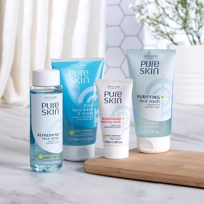 Oriflame Pure Skin Set